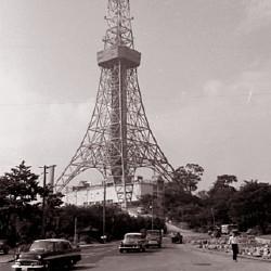 東京タワー(昭和35年)